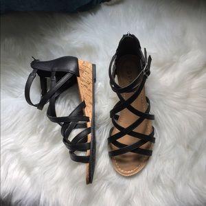 Esprit sandals NWOT